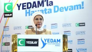 Emine Erdoğan,YEDAM Eyyübiye açılışını yaptı