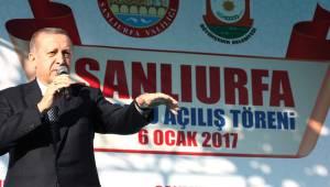 Erdoğan: Bizim için ok yaydan çıktı