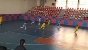 Futsal turnuvası kazananları belli oldu