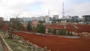 Halfetililere modern bir park hazırlanıyor(Videolu Haber)