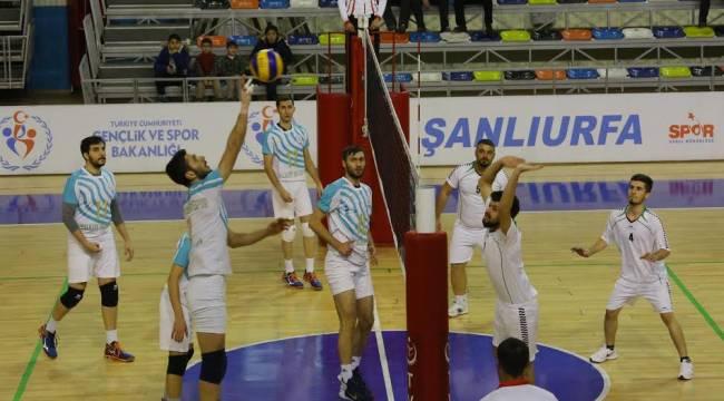 Haliliye Belediye Spor, Haftayı 1 Galibiyetle Kapattı