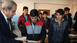 Haliliye'de Ödüllü Siyer-i Nebi yarışması (Video)