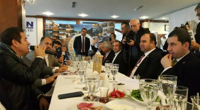 İstanbul'daki Urfalılar Tirit gününde bir araya geldi