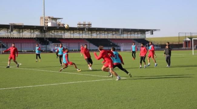 Karaköprü'de hedef 3.lig (Videolu Haber)