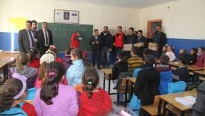 KYK Öğrencileri Harran Konteyner kenti ziyaret etti