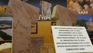 Şanlıurfa 20.EMİTT Fuarında-Videolu Haber