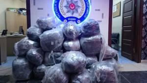 Şanlıurfa'da büyük uyuşturucu operasyonu - Video Haber