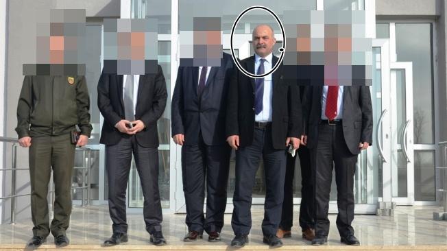 Şanlıurfa Cumhuriyet Savcısı emniyete sevk edildi