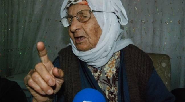 Şanlıurfa'da 117 yaşında evet kampanyası başlattı - Video