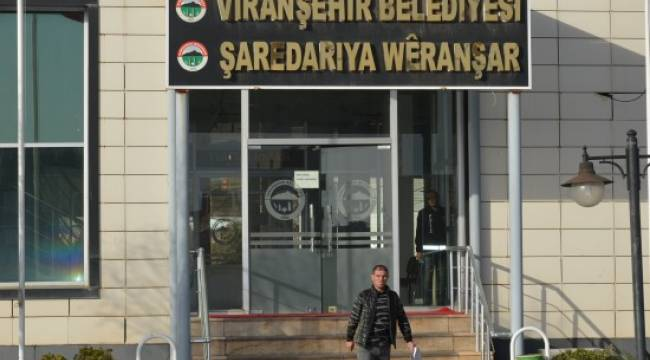 Şanlıurfa'da iki belediyeye kayyum atandı