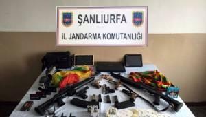 Şanlıurfa'da PKK/YPG operasyonu