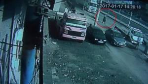 Şanlıurfa'da yaşlı adama otomobil çarptı