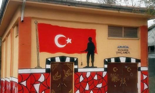 Şanlıurfa'daki bu Trafo resmi beğeni rekoru kırıyor