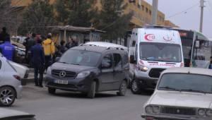 Şanlıurfa Esnaf kavgasında Silahlar konuştu (Videolu Haber)