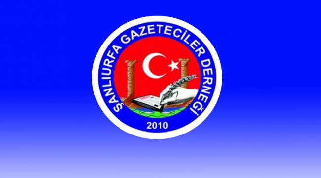 Şanlıurfa Gazeteciler Derneği'nden saldırıya kınama