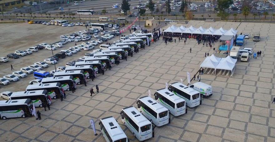 Şanlıurfa'ya Trambüs ve Tramvay geliyor (Video)