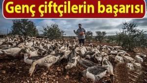 Şanlıurfalı Genç Çiftçilerin başarısı