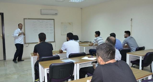 Şanlıurfalı Gençler Arapça Öğreniyor