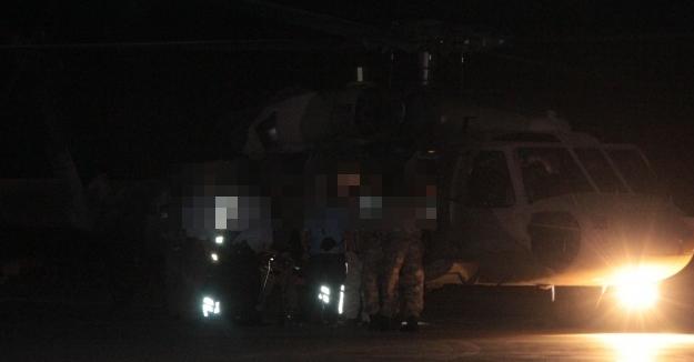 Türk Silahlı Kuvvetleri Şanlıurfa'da FETÖ operasyonu