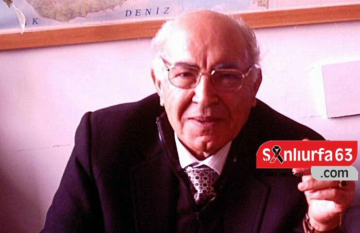 Türk Tarih Kurumunun Urfalı eski başkanı vefat etti