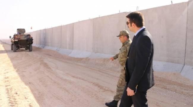 Türkiye'nin en uzun sınır hattına sahip ilçe Akçakale
