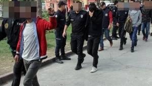 Urfa'da 64 PKK/KCK'lı adliyeye sevk edildi