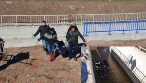 Urfa'da Kanalda bir ceset daha bulundu - Videolu Haber