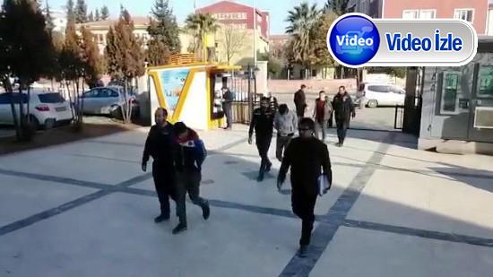 Urfa'da telefonları gasp eden 4 zanlı - VİDEO HABER