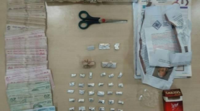 Urfa'da uyuşturucu satıcılarına operasyon
