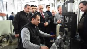 Urfa'daki bu Fabrika Türkiye'de İlk ve Tek