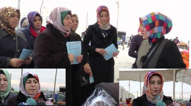 Urfa'daki Bu mahalleye bayan muhtar adayı talip oldu