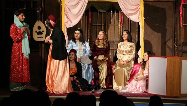 Urfa Şehir Tiyatrosu İlçe Turnesine çıkıyor
