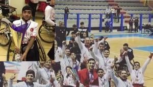 Urfalı Genç Sporcudan Avrupa Şampiyonluğu