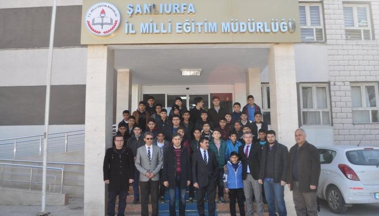 Urfalı Öğrencilere Ümraniye Belediyesi ev sahipliği edecek