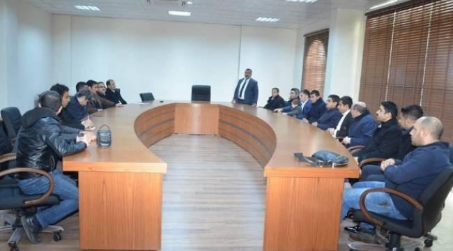 Viranşehir'de İmam Hatip Okulları Koordinasyon toplantısı