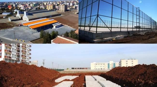 Viranşehir'deki çalışmaların sonuna gelindi (Video)