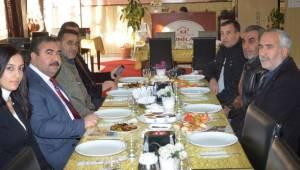 Viranşehir Meb Gazeteciler gününü kutladı