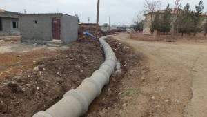 Viranşehir ve Ceylanpınar'daki çalışmalar devam ediyor