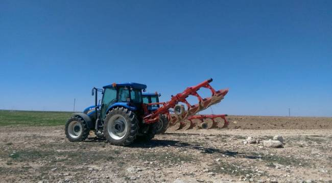 2016 Yılı Şanlıurfa'daki traktör sayısı belli oldu