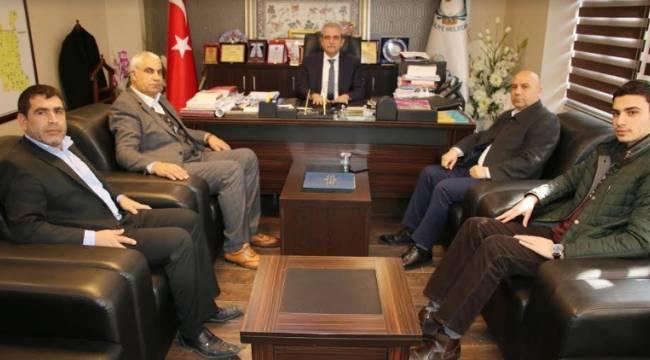 Ankara Şanlıurfalılar Derneğinden Demirkol'a ziyaret