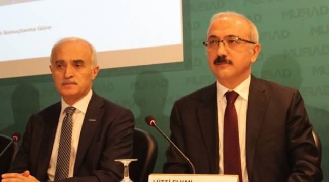 Bakan Lütfi Elvan,Son başvuru tarihini 27 Şubat
