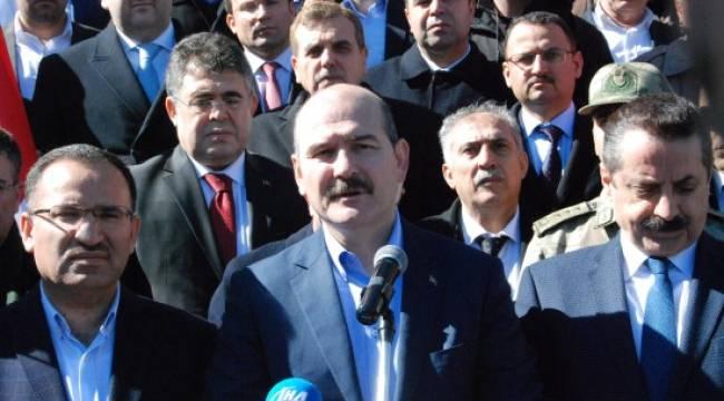 Bakan Soylu: Saldırgan etkisiz hale getirildi