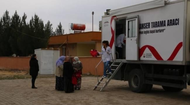 Büyükşehir, kanserde erken tanı için yollarda - Video