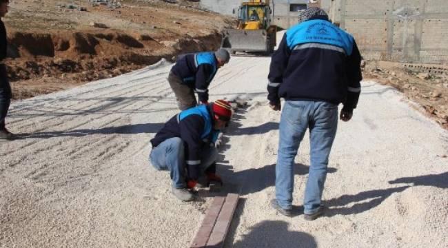 Eyyübiye'de yollar onarılıyor - Video Haber