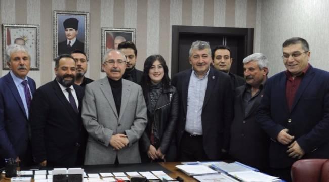 Güneydoğu Anadolu Gazetecilerinde görev dağılımı yapıldı