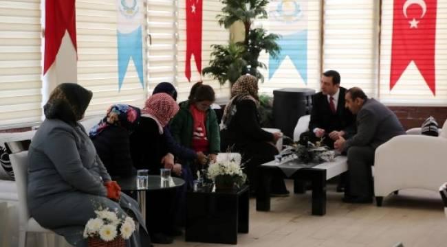 Haliliye'de halk günü toplantısı yapıldı - Video Haber
