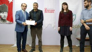 Harran'da 3 Ay süren Satış Danışmanlığı eğitimi sona erdi
