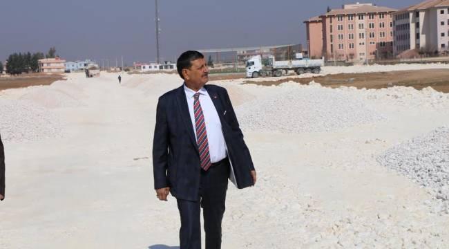 Harran'da dev proje hayata geçiyor