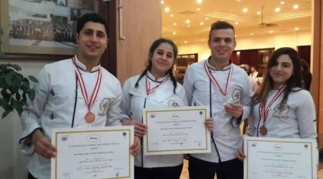 Harran Üniversitesi aşçılarına ödül