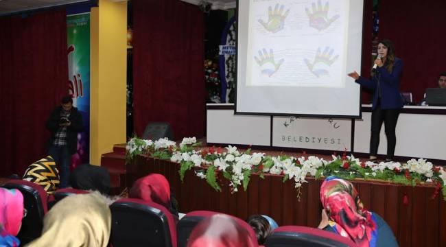 Karaköprü'de refleksoloji semineri-Videolu Haber